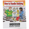 How to Handle Bullying Coloring Book