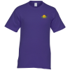 Hanes Tagless T-Shirt - Embroidered - Colors