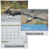 View Image 1 of 2 of Wildlife Portraits Calendar - Spiral