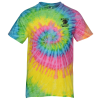 Tie-Dye T-Shirt - Two-Tone Spiral - Screen