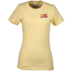 Next Level Fitted 4.3 oz. Crew T-Shirt - Ladies' - Embroidered