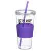 Burby Tumbler with Straw - 24 oz.