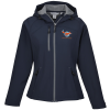 North End Hooded Soft Shell Jacket - Ladies'