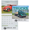 Treasured Trucks Calendar - Spiral