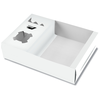 Snack Box/Tray - White