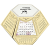Pop Up Calendar - Wedding