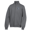 Full Zip Sweatshirt Jacket - Embroidered