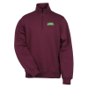 Athletic Fit 1/4 Zip Sweatshirt - Men's - Embroidery