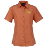 Harriton Barbados Textured Camp Shirt - Ladies'