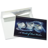 World of Best Wishes Greeting Card