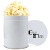 1 Quart Gourmet Popcorn Tin - Kettle Corn
