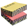 Post-it® Neon Rainbow Cubes