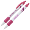 Bic Widebody Pen with Grip - Pink Ribbon