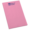 """View Image 1 of 2 of Scratch Pad - 6"""" x 4"""" - Color - 50 Sheet"""