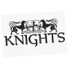 View Image 1 of 2 of Truck & Equipment Stickers Rectangle with Square Corners - Large