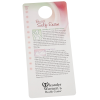 Breast Self-Exam Shower Card