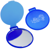 View Image 1 of 3 of Compact Mirror - Translucent