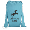 Colorful Cotton Drawstring Sportpack