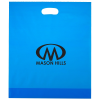 "Colored Frosted Die-Cut Convention Bag – 18"" x 15"""