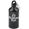 Lil' Shorty Aluminum Sport Bottle - 17 oz. - 24 hr