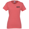 Gildan 5.3 oz. Cotton T-Shirt - Ladies' - Screen - Colors