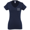 Gildan Softstyle V-Neck T-Shirt - Ladies' - Colors