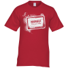 Hanes Tagless T-Shirt - Screen - Colors - Tech Design