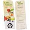 Just the Facts Bookmark - Good Snacks - 24 hr