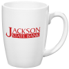 View Image 1 of 2 of Challenger Coffee Mug - White - 11 oz. - 24 hr