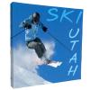 View Image 1 of 5 of Splash Floor Display - 7' - Wrap Graphics