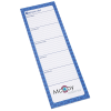 Bic Magnetic Manager Notepad - Grocery - 25 Sheet