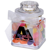 Plastic Goody Jar - Assorted Jelly Beans