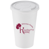 Paper Hot/Cold Cup with Tear Tab Lid - 16 oz. - Low Qty