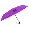 totes Auto Open/Close Umbrella - Solid - 24 hr