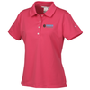 View Image 1 of 2 of Nike Performance Tech Basic Polo - Ladies'