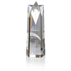 Soaring Star Crystal Tower Award - 10