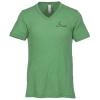 View Image 1 of 2 of Bella+Canvas Tri-Blend V-Neck T-Shirt - Men's