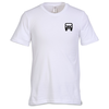 Bella+Canvas Made in the USA Crewneck Tee - Men's - White