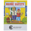 View Image 1 of 2 of Home Safety Coloring Book