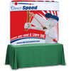 EuroFit Curved Tabletop Display - 6' - Replacement Graphic