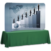 EuroFit Curved Tabletop Display - 8' - Replacement Graphic