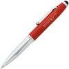 iWrite Stylus Metal Pen with Flashlight - Laser