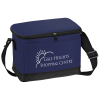 View Image 1 of 4 of 6-Pack Insulated Cooler Bag - 24 hr