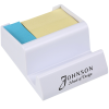 View Image 1 of 2 of Media Stand with Adhesive Notes - Opaque
