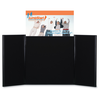 "Briefcase Tabletop Display with Rect. Header - 24"" x 48"""