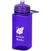 PolySure Squared-Up Water Bottle with Handle - 24 oz.