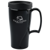 Arrondi Travel Mug - 16 oz. - Opaque