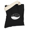 USA Made Bayside Promotional Tote - Colors - Screen