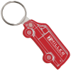 Van Soft Key Tag - Translucent