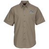 View Image 1 of 2 of Preston EZ Care Short Sleeve Shirt - Men's